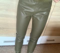 H&M bőr nadrág