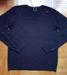 Címkés Mohito szegecses pulcsi