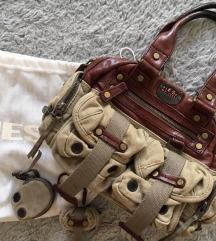 DIESEL 'military' limitált női táska