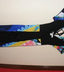 My77 hátul fűzős ruha
