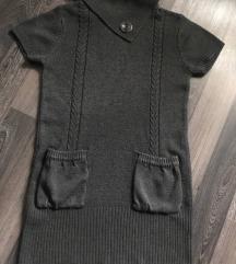 Rövid ujjú  kötött pulóver