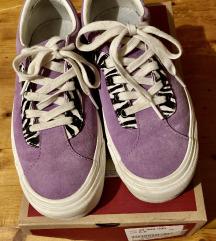 Vans unisex lila edzőcipő