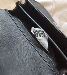 Eredeti Karl Lagerfeld  fekete mini crossbody