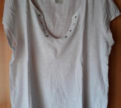 SPRINGFIELD® Fehér női rövidujjú póló