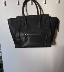 Celine fekete pakolós replika táska