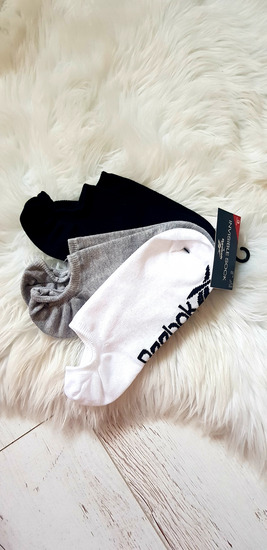 Reebok zokni (3db-os csomag)
