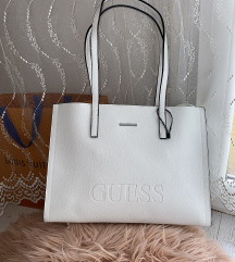 Új Guess fehér női táska