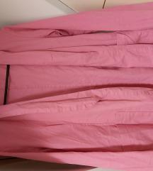 Rózsaszín blézer