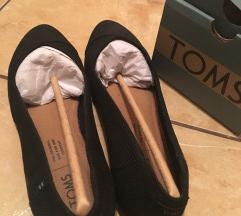 Új eredeti Toms bőr balerina