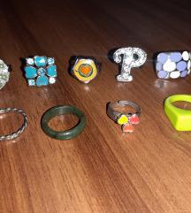 💖 Statement és egyszerű gyűrűk 💖