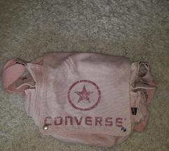 Rózsaszín converse táska