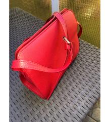 Piros crossbody táska