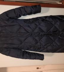 Téli kabát tollkabát