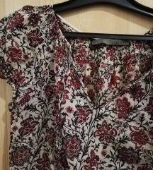 Zara virágmintás ing - csere is