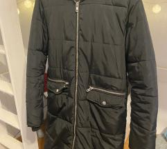 New Look hosszú meleg kabát S-M