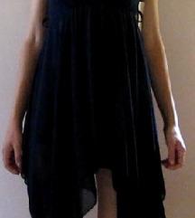 Sötétkék olasz ruha