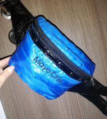 Kék mayo chix övtáska, új