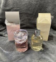 Hugo,Burberry parfümök /eredeti/