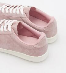 Reserved bőr cipő
