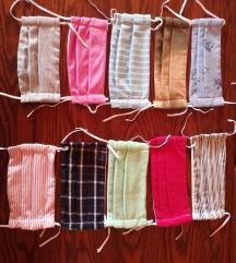 Textil szájmaszk