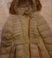 Vajszìnű téli kabát