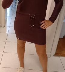 csinos bordó ruha
