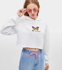 Rövid pulóver (haspulcsi)