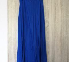 Kék maxi szoknya