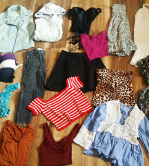 1. xs-s ruhák..