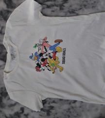 Mickey egér mintás póló