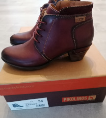 Pikolinos női bőr cipő új