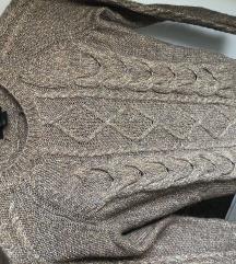 H&M csillámos pulóver
