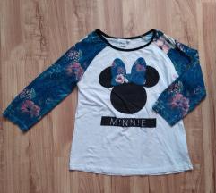 Disney Minnie-s virágos felső