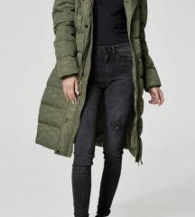 Retro jeans kabát