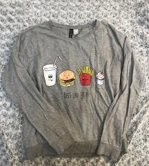 H&M-es női vékony pulóver