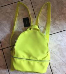FOREVER21 Neon backpack