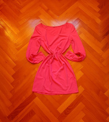 Pink basic felső, tunika S-M