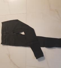 Maison Scotch fekete nadrág 38