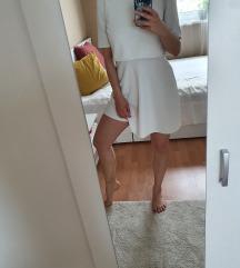 Alkalmi fehér ruha (akár esküvőre is!)