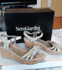Nero Giardini 39-es bőr szandál