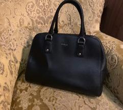 Eredeti Furla fekete táska