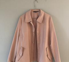 Light pink átmeneti kabát