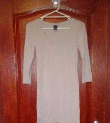 xs/s-es Vila krémszínű ruha