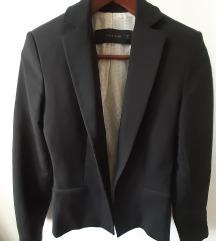 Zara fekete zakó