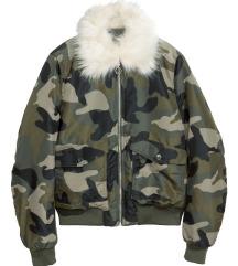 H&M bomber kabát