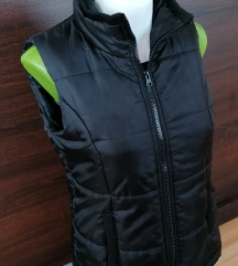 💎 Divatos fekete mellény kabát