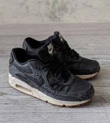 Nike Air Max 90 Premium Black/Black-Sail-Gum