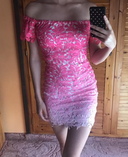 CIMKÉS! Gyönyörű ruha LEÁRAZVA!