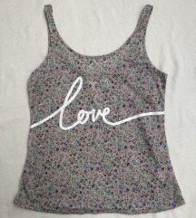 """""""Love"""" feliratos felső"""