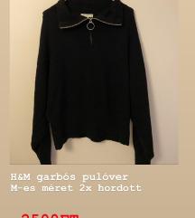 H&M garbós pulóver